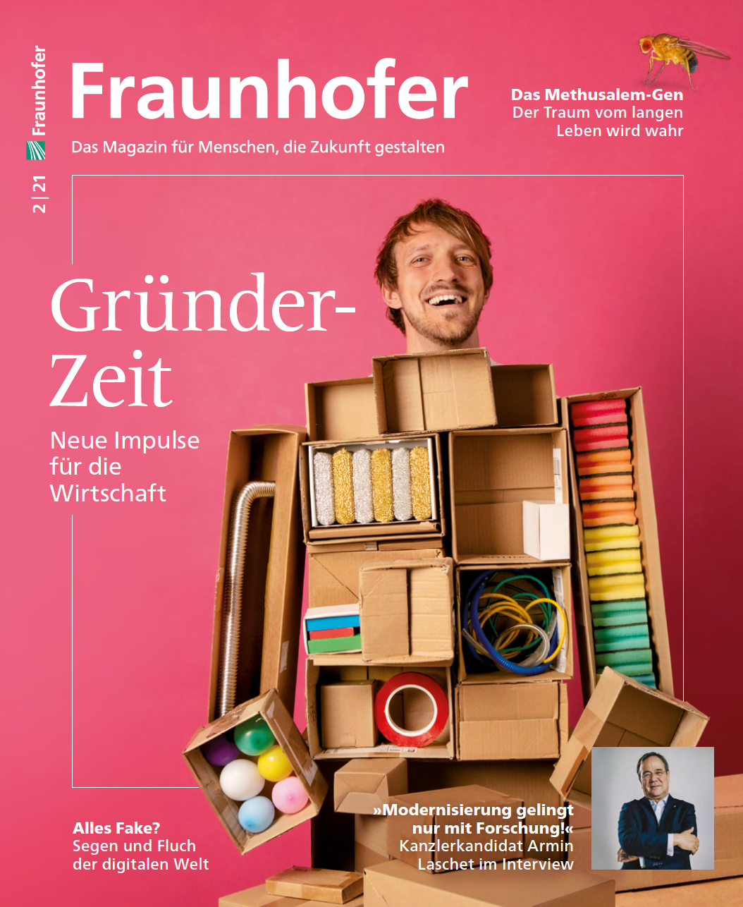 Fraunhofer-Magazin-2-2021